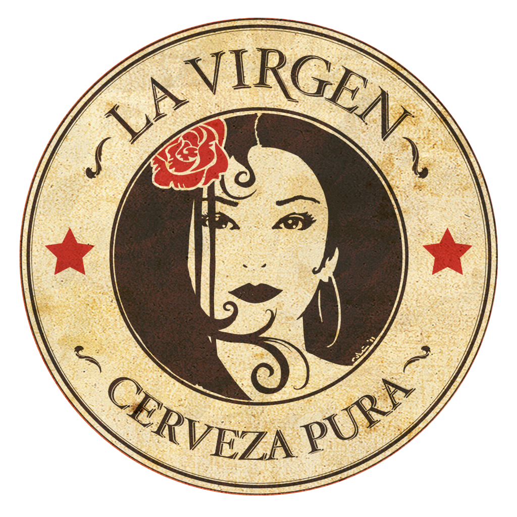 La Virgen LOGO S